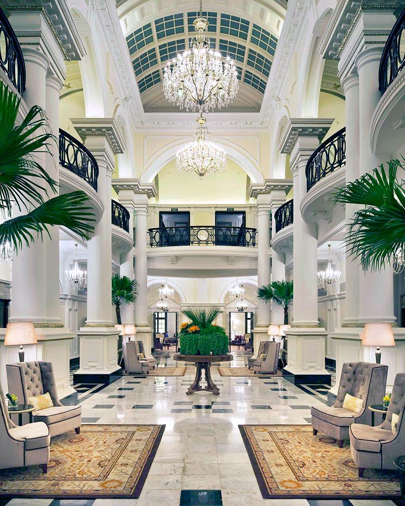 Waldorf Astoria Hotel, Shanghai by Hirsch Bedner Associates.